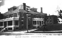 Elks' Home, Houlton