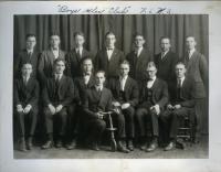 Boys' Glee Club, Farmington State Normal School, 1925