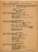 Program for parade in Lewiston, ca. 1930