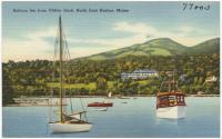 Asticou Inn, Northeast Harbor, ca. 1935