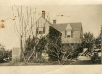 Cushing property, Cushing's Island, Portland, 1924