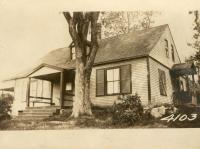Porteous property, Cushing's Island, Portland, 1924