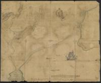 Lower part of Scarborough, ca. 1740