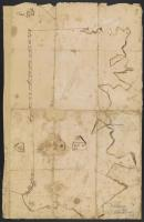 Plan of farm, Scarborough, 1741