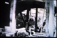Old Shaker Mill Wheel, Sabbathday Lake, ca. 1905