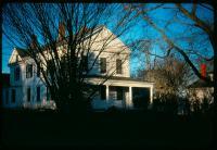 Fowler-Sumner-Ryerson house, Lubec, 1975