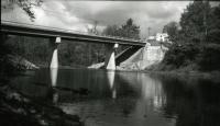 Tri-Span Bridge, Strong, ca. 1965