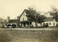 Daggett Bros. Store, Strong, ca. 1880