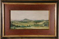 Farm, fields, forest, mountains, North Anson