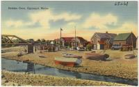 Perkins Cove, Ogunquit, ca. 1938