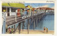 Casino & Pier, Old Orchard Beach, ca. 1928
