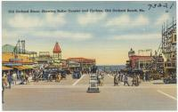 Old Orchard Street, Old Orchard Beach, ca. 1938