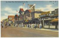 The White Way, Old Orchard Beach, ca. 1938