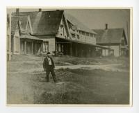 Ocean View Hotel, Swan's Island, ca. 1920