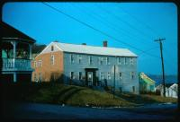 Chaloner House or Cleaves Tavern, Lubec, 1975