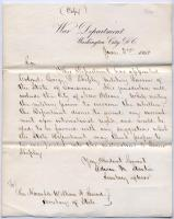 Appointment of Col. George Shepley as Louisiana governor, 1862