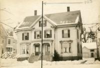 105 Pleasant Avenue, Portland, 1924