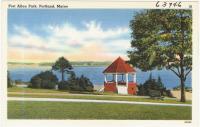 Fort Allen Park,  Portland, ca. 1938