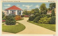 Western Promenade, Portland, ca. 1938