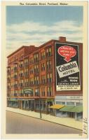 The Columbia Hotel, Portland, ca. 1938