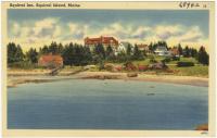 Squirrel Inn, Squirrel Island, ca. 1938
