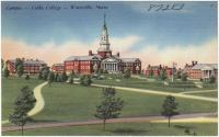 Colby College, Waterville, ca. 1938