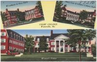 Colby College, Waterville, ca. 1945