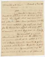 March 19, 1808 Letter from Charles Vaughan to the Kennebec Proprietors