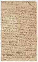 Charles Vaughan letter to Kennebec Proprietors, 1808
