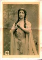 Madame Emma Eames as Wagner's Sieglinde