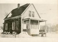 416 Riverside Street (rear), Portland, 1924