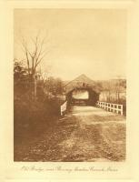 Warren's Bridge between Cornish and South Hiram prior to 1929