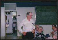 Surry Village School reunion, Philip Soderquist, 1993