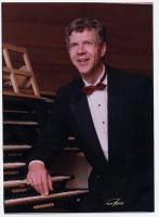 Municipal organist Ray Cornils, Portland, 1999