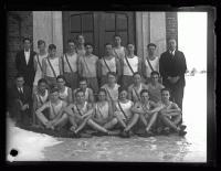 Deering High School track and field team, Portland, 1926