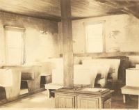 Scribner Hill School, Otisfield, 1924