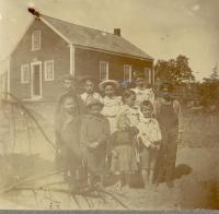 South Otisfield School, Otisfield, ca. 1924