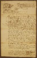 Report on the French and Indians, August 14, 1708