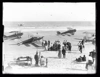 Air meet, Old Orchard, 1924
