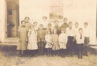 East Otisfield School, Otisfield, ca. 1913