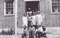 Bell Hill School, Otisfield, ca. 1939