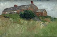 Painting of Old Gaol, 1888