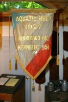 Camp Winnebago 1927 Aquatic meet