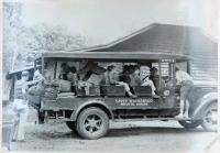 Camp Winnebago truck 1940