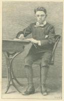 Horace Woodbury Shaylor Jr., ca. 1880