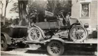 1904 Stanley Steamer, Falmouth, ca. 1904