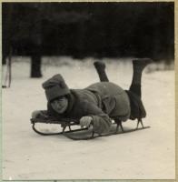 Georgina Shaylor, Falmouth, ca. 1910
