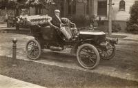 Horace W. Shaylor Sr., Portland, 1906