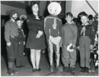 Wiscasset Boy Scout circus, 1970