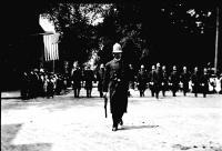 Policemen, July 4th, 1910 parade